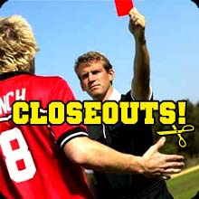 Click here for Closeout Specials